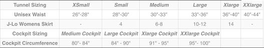 Kavu Size Chart Size Charts Fit Guides 4corners Riversports