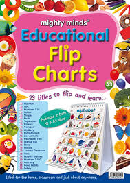 Educational Flip Chart A3 Mighty Minds