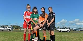 Mackay Matildas lead the path for women's sport   Observer