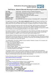 cover letter resume sample neonatal nurse resume cover letter marvellous staff nurse network neonatal nursing foundation neonatal nursing job description
