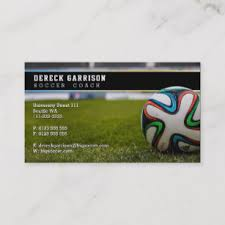 Soccer Business Card Soccer Business Card Magdalene Project Org