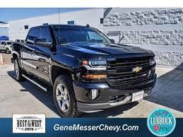 Chevrolets For Sale at Gene Messer Chevrolet in Lubbock, TX ...