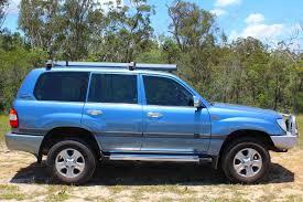 Toyota Landcruiser 100 Series Wagon Blue 64771 | Superior Customer ...