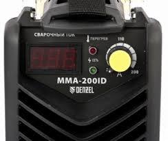 <b>Сварочный инвертор DENZEL ММА-200ID</b> (94347) купить в ...