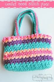 Free Crochet Purse Patterns For Beginners