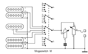 own schematic schaller then one of the four segments of the switch is sufficient it doesn t matter which one you use the switching diagram for this is illustrated in figure 15