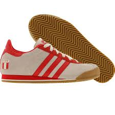 adidas kick. adidas kick (chalk / poppy gum3) shoes 114709 | pickyourshoes.com