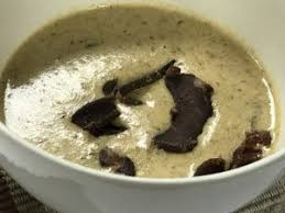 creamy biltong soup