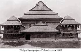 wooden synagogues of the former polish lithuanian monwealth wikipedia