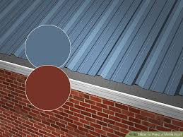 image titled paint a metal roof step 3