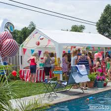 carnival birthday party ideas chica
