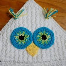 Crochet Owl Blanket Pattern Free Magnificent FreeCrochetOwlBlanketPatterns Crochet Pattern Owl Hooded