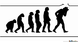 Evolution Of Man By Anthropoceneman Meme Center