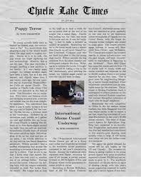 Writing A Newspaper Article Writing Newspaper Articles Curriculum With Technology