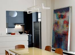 image of contemporary chandeliers for dining room design