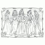 25 Printen Filmpjes Van Prinsessia Kleurplaat Mandala Kleurplaat