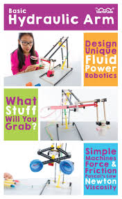 Simple Design Engineering Projects Stem Steam Maker Hydraulic Power Activity Document