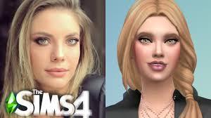 Yasak Elma - Yıldız Argun & ( EDA ECE ) The Sims4 CAS - YouTube