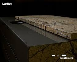 Natural stone and Lapitec® combine to make this stunning Gandahara ...