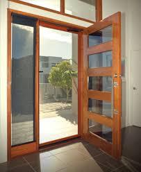 security screen doors. Wooden Security Door In Suburban Brisbane Screen Doors