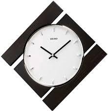 <b>Настенные часы Seiko</b> Clock <b>QXA444B</b>. Купить выгодно ...