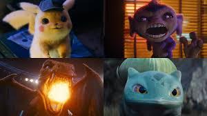 Slideshow: Every Pokemon in the Detective Pikachu Movie