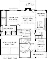 house plan two story house plans