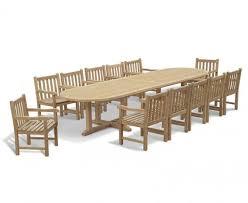 seater teak garden dining set jpg