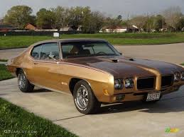 Baja Gold 1970 Pontiac GTO Hardtop Exterior Photo #85184951 ...