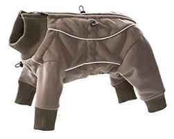 Hurtta Waterproof Fleece Overall Size 253 Back Length 25cm