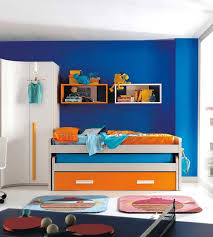 Orange And Blue Bedroom Ideas memsahebnet