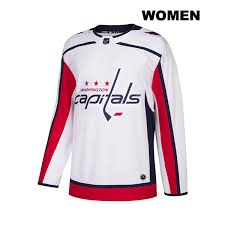 No Stitched White Nhl Capitals 91 Graovac Jersey Adidas Washington Away Authentic Tyler Womens
