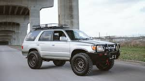 2002 4runner 4x4 Expedition build Outstanding - YouTube