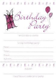 th birthday invitation template eighth invitations sle templates free exles trend 18th birthday invitation templates