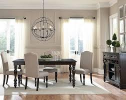 Elegant Cream and Brown Dining Set | McGregor 5 Piece Dinette Set ...