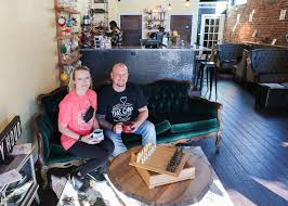 Последние твиты от the coffee shop ne (@thecoffeeshopne). New Downtown Kearney Coffee Shop Fills The Cup With Java Alcohol Italian Soda And More Business Kearneyhub Com