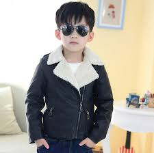 leather jackets for toddlers