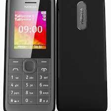 Nokia 107 Dual SIM Schwarz 3D-Modell ...