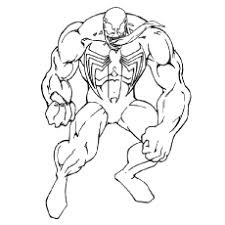 Free printable venom coloring pages picture for kids and adults. 50 Wonderful Spiderman Coloring Pages Your Toddler Will Love