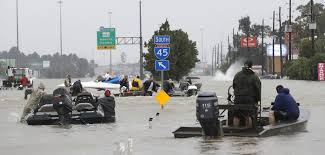 Image result for houston flood boats