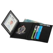 Wallet Shop Id Wallets Nzp Holders tactical Cop Home amp; Accessories 3-fold The