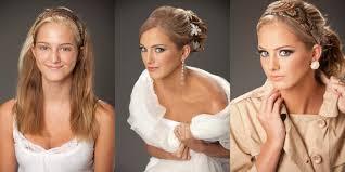 bridal hair bridal portrait airbrush makeup wedding photographer