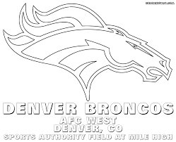 Small Picture Denver Broncos Coloring Pages Glum Me At zimeonme
