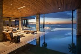 indoor infinity pool. Indoor Infinity Pool Contemporary With Outdoor Modern Lounge Sets P