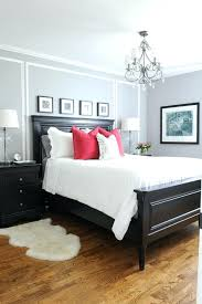 black furniture decor. Bedroom With Black Furniture Best Red Accent Ideas On Decor Ikea Ash