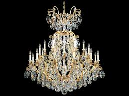 schonbek renaissance 25 light 45 wide grand chandelier