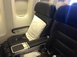 Air New Zealand 777 200 Seating Chart Air New Zealand Premium Economy 777 200 Review Nz104