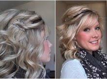 Coiffure Mariage Cheveux Mi Long Wavy Coiffures Cheveux Longs