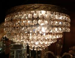 used antique crystal chandeliers home ideas collection diy
