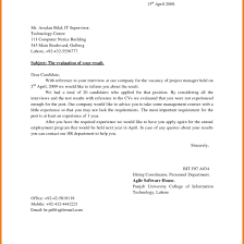 Full Block Business Letter Example Marvelous On Resume Format Style